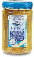 Filetti di alalunga in olio extravergine di oliva Compagnia della pesca tradizionale