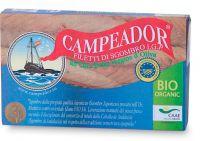 Filetti di sgombro in olio extravergine di oliva igp Campeador