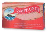 Filetti di tonno al naturale Campeador