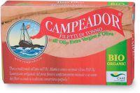 Filetti di tonno in olio extravergine di oliva Campeador
