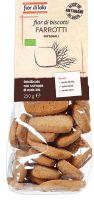Fior di biscotti farrotti integrali Fior di loto