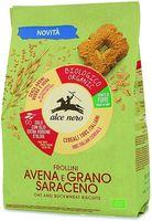 Frollini avena e grano saraceno Alce nero