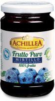 Frutto puro di mirtillo Achillea