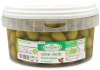 Gastronomia da banco - olive verdi bella di cerignola in salamoi Biorganica nuova