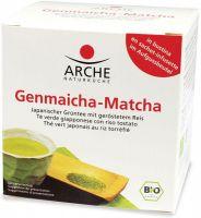 Genmaicha - matcha Arche