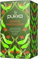 Ginseng matcha green Pukka