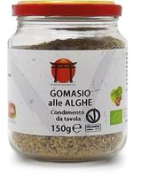Gomasio alle alghe semi sesamo tostati Vivibio
