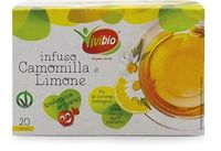 Infuso camomilla e limone Vivibio