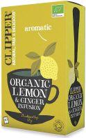 Infuso limone e zenzero Clipper