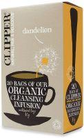 Infuso tarassaco - dandelion infusion Clipper