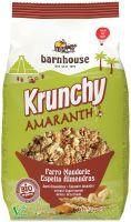 Krunchy amaranth - granola all'amaranto con farro e mandorl Barnhouse
