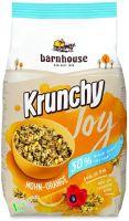 Krunchy joy - granola di papavero e arancio Barnhouse