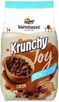 Krunchy joy chocolate - granola di cacao Barnhouse