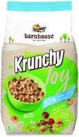 Krunchy joy nuts - granola alla nocciola Barnhouse