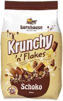 Krunchy 'n flakes - cioccolato Barnhouse