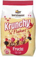 Krunchy 'n flakes - frutta Barnhouse