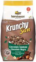 Krunchy sun - cioccolato fondente & nocciole Barnhouse