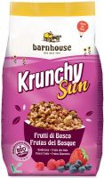 Krunchy sun - frutti di bosco Barnhouse