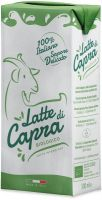 Latte di capra intero uht Biancoviso cooperativa agricola