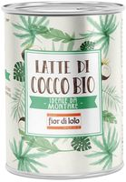 Latte di cocco 24% di grassi Fior di loto