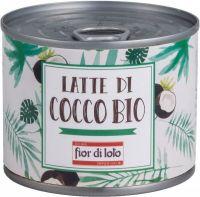 Latte di cocco Fior di loto