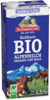 Latte parzialmente scremato uht Berchtesgadener land