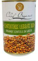 Lenticchie lessate Chef organic