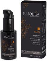 Linea uomo-crema viso rivitalizzante anti age Enolea