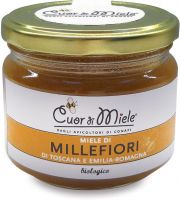 Miele millefiori Cuor di miele