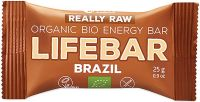 Mini barrette con noci brasiliane Lifefood
