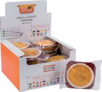 Muffin alla vaniglia Biomerenda
