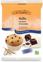 Muffin con gocce di cioccolato Le piumette