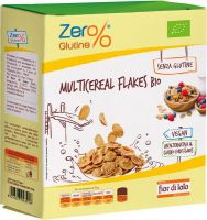 Multicereal flakes Zer%glutine