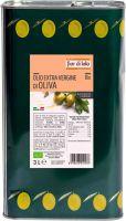 Olio extra vergine di oliva in latta Fior di loto
