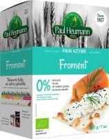 Pane azimo di frumento Paul heumann