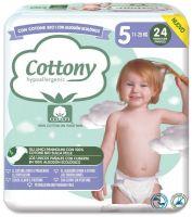 Pannolini junior Cottony