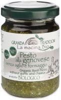 Pesto alla genovese vegan Macina bio