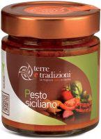 Pesto siciliano Terre e tradizioni