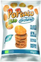 Poptato con proteine Poptato