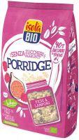 Porridge fichi e lamponi Isola bio