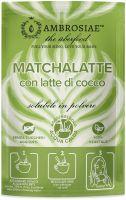 Preparato per bevande calde - matcha latte Ambrosiae