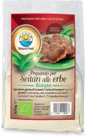 Preparato per seitan alle erbe Natural food