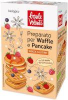 Preparato per waffle e pancake Baule volante