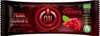 Prima e durante - barretta con cranberry On