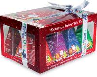Red santa christmas prism - selezione di infusi English tea shop