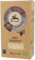 Riso basmati fair trade Alce nero fairtrade