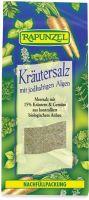 Sale alle erbe con alghe Rapunzel