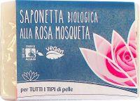 Saponetta alla rosa mosqueta Fior di loto