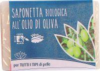 Saponetta all'olio di oliva Fior di loto