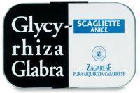 Scagliette di liquirizia all'anice Glycy-rhiza glabra